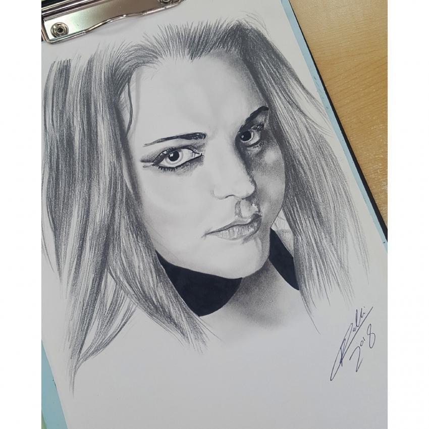 Amy Lee by RobertoMalta89